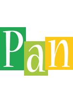 Pan lemonade logo