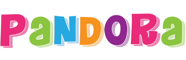 Pandora friday logo