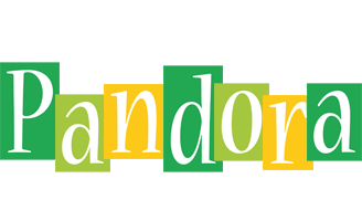 Pandora lemonade logo