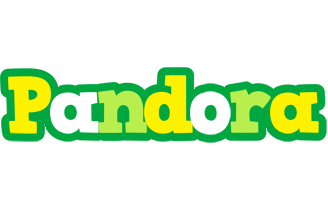 Pandora soccer logo