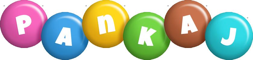 Pankaj candy logo