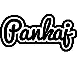 Pankaj chess logo
