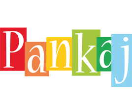 Pankaj colors logo