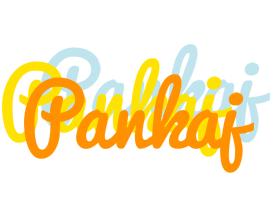 Pankaj energy logo