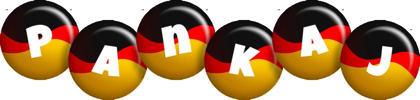 Pankaj german logo
