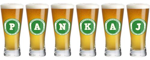 Pankaj lager logo