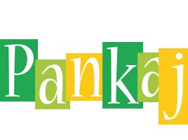 Pankaj lemonade logo