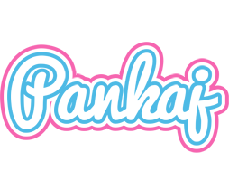 Pankaj outdoors logo