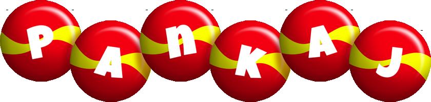 Pankaj spain logo