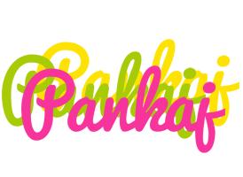 Pankaj sweets logo