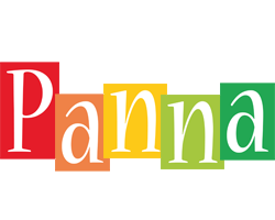 Panna colors logo