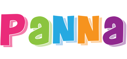 Panna friday logo