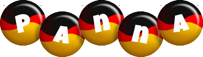 Panna german logo