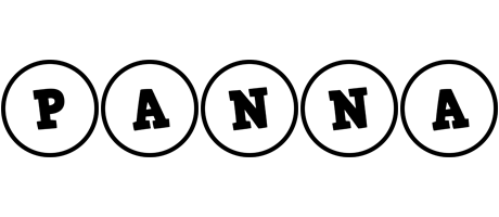 Panna handy logo