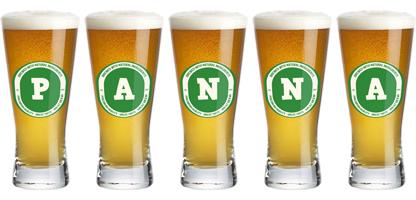 Panna lager logo