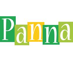Panna lemonade logo