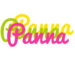Panna sweets logo