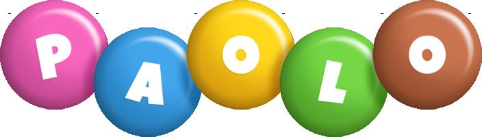 Paolo candy logo