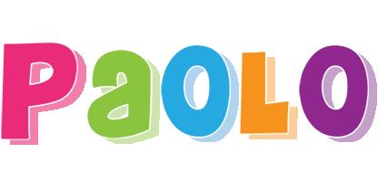 Paolo friday logo