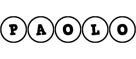 Paolo handy logo