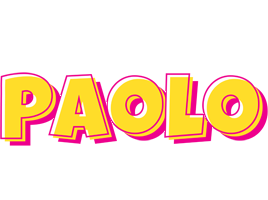 Paolo kaboom logo