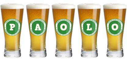 Paolo lager logo