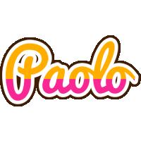 Paolo smoothie logo