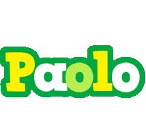 Paolo soccer logo