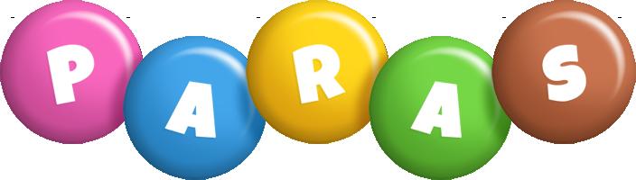 Paras candy logo