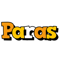 Paras cartoon logo