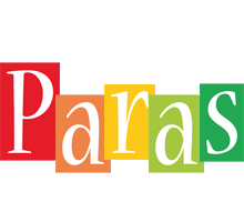 Paras colors logo