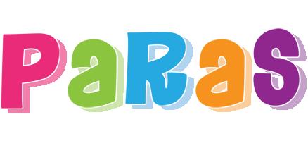 Paras friday logo