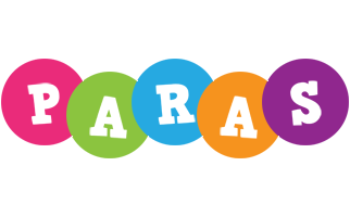 Paras friends logo