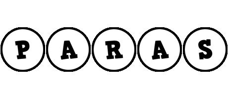 Paras handy logo