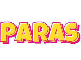 Paras kaboom logo