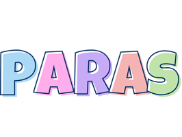 Paras pastel logo