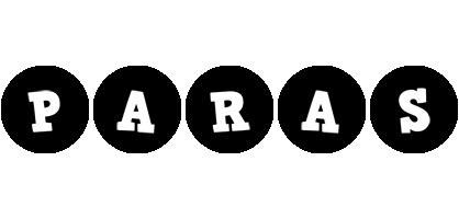 Paras tools logo