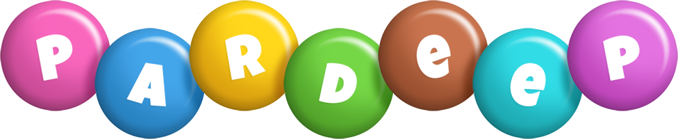 Pardeep candy logo