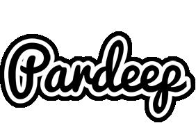 Pardeep chess logo