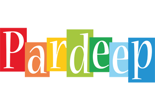 Pardeep colors logo