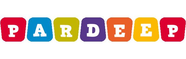 Pardeep daycare logo