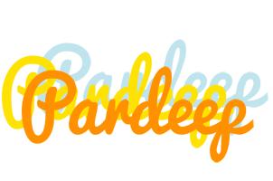 Pardeep energy logo