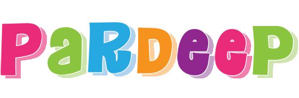 Pardeep friday logo