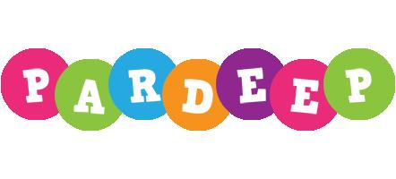 Pardeep friends logo
