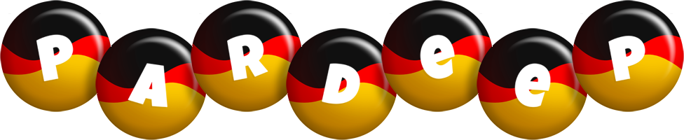 Pardeep german logo