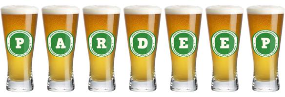 Pardeep lager logo