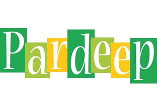 Pardeep lemonade logo