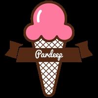 Pardeep premium logo