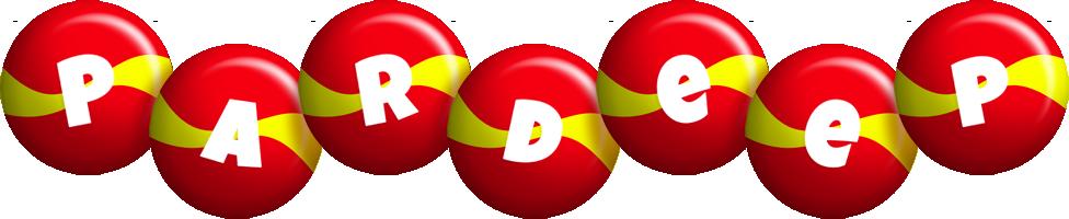 Pardeep spain logo