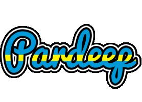 Pardeep sweden logo